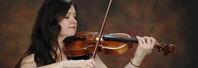 Jennifer Dunne- Solo Violinist